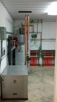Geothermal Hydronic Heat Pump Image
